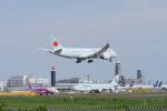 kooo_taさんが、成田国際空港で撮影したエア・カナダ 787-8 Dreamlinerの航空フォト(写真)