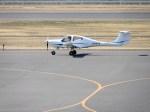 よんすけさんが、福島空港で撮影したアルファーアビエィション DA40 XL Diamond Starの航空フォト(写真)