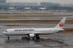 ハピネスさんが、羽田空港で撮影した日本航空 767-346/ERの航空フォト(写真)