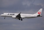 takikoki50000さんが、伊丹空港で撮影したジェイ・エア ERJ-190-100(ERJ-190STD)の航空フォト(写真)