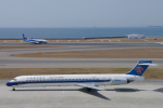 yabyanさんが、中部国際空港で撮影した中国南方航空 MD-90-30の航空フォト(飛行機 写真・画像)