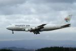 marariaさんが、青森空港で撮影したプーケット航空 747-312の航空フォト(写真)