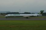 marariaさんが、青森空港で撮影したエバー航空 MD-90-30の航空フォト(写真)
