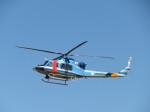 JA655Jさんが、名古屋飛行場で撮影した岐阜県警察 412EPの航空フォト(写真)