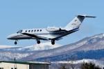 Dojalanaさんが、函館空港で撮影した毎日新聞社 525A Citation CJ2の航空フォト(写真)