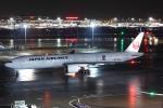 ほわいトさんが、羽田空港で撮影した日本航空 777-346/ERの航空フォト(写真)