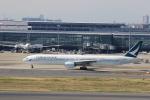 Gpapaさんが、羽田空港で撮影したキャセイパシフィック航空 777-367の航空フォト(写真)