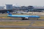 Gpapaさんが、羽田空港で撮影した大韓航空 777-3B5の航空フォト(写真)