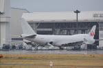 LEGACY-747さんが、成田国際空港で撮影したアトラス航空 747-4KZF/SCDの航空フォト(写真)