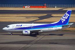 りんたろうさんが、羽田空港で撮影したANAウイングス 737-54Kの航空フォト(飛行機 写真・画像)