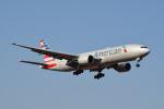 LEGACY-747さんが、成田国際空港で撮影したアメリカン航空 777-223/ERの航空フォト(写真)