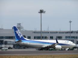 Su Chi Jenさんが、台湾桃園国際空港で撮影した全日空 737-881の航空フォト(飛行機 写真・画像)