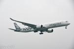 PoYi Tingさんが、台湾桃園国際空港で撮影したエアバス A350-1041の航空フォト(写真)