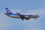 じゃりんこさんが、成田国際空港で撮影したANAウイングス 737-54Kの航空フォト(写真)