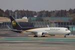 じゃりんこさんが、成田国際空港で撮影したUPS航空 767-34AF/ERの航空フォト(写真)
