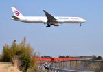 mojioさんが、成田国際空港で撮影した中国東方航空 777-39P/ERの航空フォト(写真)