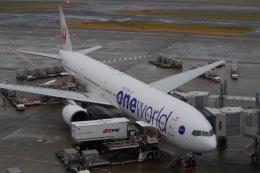 Parsleyさんが、羽田空港で撮影した日本航空 777-346の航空フォト(飛行機 写真・画像)