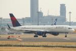 セブンさんが、成田国際空港で撮影したデルタ航空 757-26Dの航空フォト(飛行機 写真・画像)