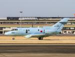 Mame @ TYOさんが、名古屋飛行場で撮影した航空自衛隊 U-125A (BAe-125-800SM)の航空フォト(写真)