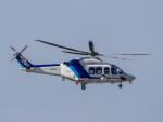 Mame @ TYOさんが、名古屋飛行場で撮影したオールニッポンヘリコプター AW139の航空フォト(写真)