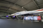 Koenig117さんが、ル・ブールジェ空港で撮影したエールフランス航空 Concorde 101の航空フォト(写真)