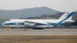 coolinsjpさんが、仁川国際空港で撮影したヴォルガ・ドニエプル航空 An-124-100 Ruslanの航空フォト(写真)