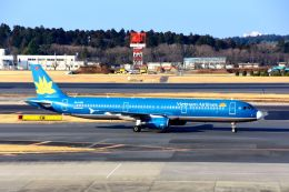 まいけるさんが、成田国際空港で撮影したベトナム航空 A321-231の航空フォト(写真)