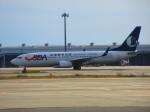飛行機侍 空閣丸さんが、関西国際空港で撮影した山東航空 737-85Nの航空フォト(写真)