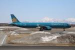 北の熊さんが、新千歳空港で撮影したベトナム航空 A321-231の航空フォト(飛行機 写真・画像)
