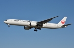 IL-18さんが、成田国際空港で撮影した日本航空 777-346/ERの航空フォト(写真)