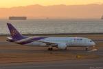 ぱん_くまさんが、中部国際空港で撮影したタイ国際航空 787-8 Dreamlinerの航空フォト(写真)