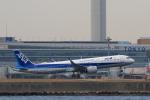 eipansさんが、羽田空港で撮影した全日空 A321-272Nの航空フォト(写真)