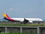 PoYi Tingさんが、台湾桃園国際空港で撮影したアシアナ航空 A330-323Xの航空フォト(写真)