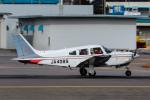 KAMIYA JASDFさんが、函館空港で撮影した日本個人所有 PA-28R-201 Arrow IIIの航空フォト(写真)
