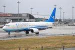 キイロイトリさんが、関西国際空港で撮影した厦門航空 737-85Cの航空フォト(写真)