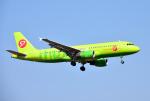 mojioさんが、成田国際空港で撮影したS7航空 A320-214の航空フォト(写真)