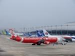 よんすけさんが、関西国際空港で撮影したタイ・エアアジア・エックス A330-343Xの航空フォト(写真)