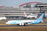 もひーとさんが、羽田空港で撮影した中国南方航空 787-8 Dreamlinerの航空フォト(写真)