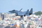 南国の防人さんが、那覇空港で撮影した航空自衛隊 F-15J Eagleの航空フォト(写真)