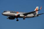 kooo_taさんが、成田国際空港で撮影したジェットスター・ジャパン A320-232の航空フォト(写真)