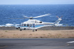 kumagorouさんが、奄美空港で撮影した海上保安庁 AW139の航空フォト(飛行機 写真・画像)