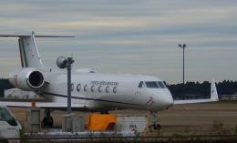 KAZKAZさんが、成田国際空港で撮影したメキシコ空軍 G-V-SP Gulfstream G550の航空フォト(写真)
