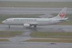 amagoさんが、羽田空港で撮影した日本トランスオーシャン航空 737-4Q3の航空フォト(写真)