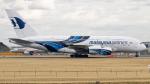 コージーさんが、成田国際空港で撮影したマレーシア航空 A380-841の航空フォト(写真)