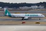 TUILANYAKSUさんが、成田国際空港で撮影したエアソウル A321-231の航空フォト(写真)