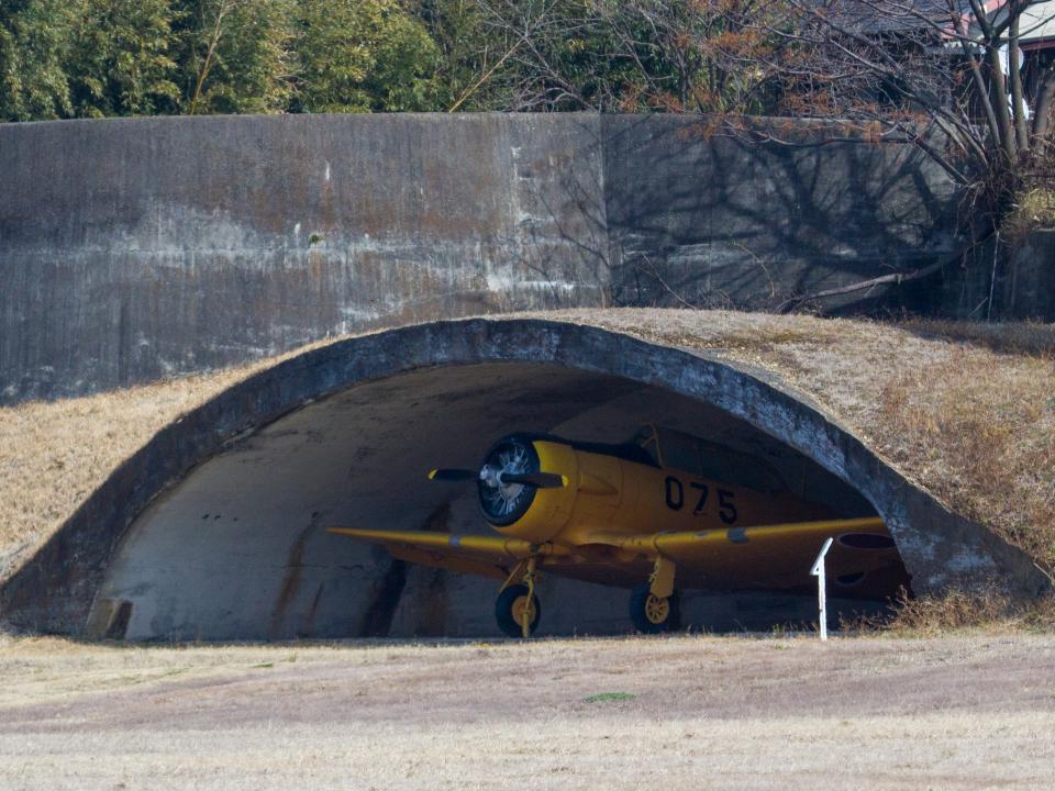 Mame @ TYOさんの航空自衛隊 North American T-6 Texan (52-0075) 航空フォト