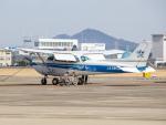 Mame @ TYOさんが、名古屋飛行場で撮影したスカイシャフト 172N Skyhawk IIの航空フォト(写真)