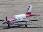 Mame @ TYOさんが、名古屋飛行場で撮影した日本法人所有 PA-46-350P Malibu Mirageの航空フォト(写真)