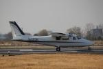 だいまる。さんが、岡南飛行場で撮影した学校法人ヒラタ学園 航空事業本部 P.68C-TC の航空フォト(写真)