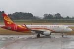 camelliaさんが、鹿児島空港で撮影した香港航空 A320-214の航空フォト(写真)